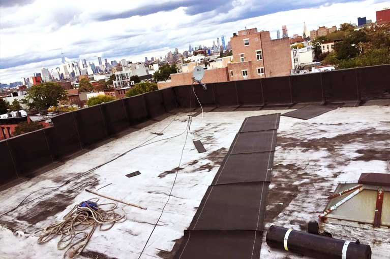 Home page our services pic Waterproofing Services