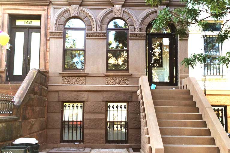 Home page our services pic Brownstone Repair and Renovation Services