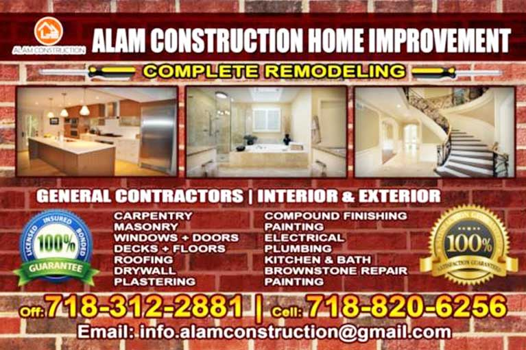 Home page our services pic Home Contractor Services